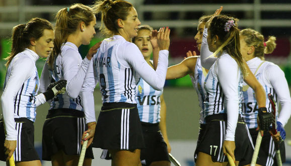 Hockey World League Final Argentina 2013 - Fixture