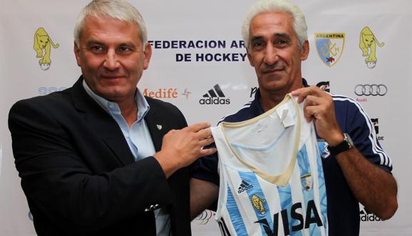 Marcelo Garraffo será el nuevo entrenador de Las Leonas
