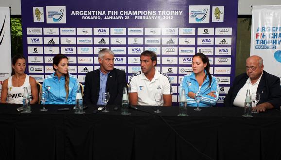 Las Leonas, listas para debutar en el Champions Trophy