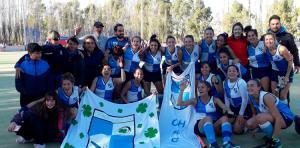 CRC 'A' y 'B' PATAGONIA DAMAS: PUERTO MADRYN Y CHENQUE RUGBY CLUB, CAMPEONES