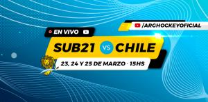 LOS LEONCITOS ENFRENTAN A CHILE