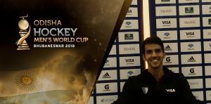 RUMBO A INDIA 2018: MATÍAS REY
