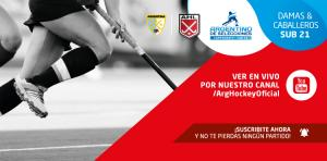 REVIVÍ LAS FINALES DEL CAMPEONATO ARGENTINO DE SELECCIONES SUB 21 2019
