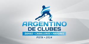 ARGENTINO DE CLUBES MAYORES PISTA
