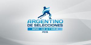 ARGENTINO DE SELECCIONES DAMAS PISTA SUB 14 y SUB 16: ¡SANTA CRUZ Y BARILOCHE, CAMPEONES!