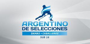 CAMPEONATO ARGENTINO DE SELECCIONES SUB 16