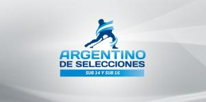 ARGENTINO DE SELECCIONES SUB 16 Y SUB 14