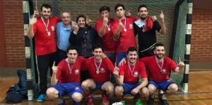 ARGENTINO DE CLUBES PISTA - CABALLEROS MAYORES: ¡CALAFATE CAMPEÓN INVICTO!