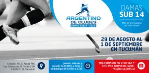 LA DEFINICIÓN DEL ARGENTINO DE CLUBES SUB 14, VÍA STREAMING