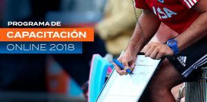 PROGRAMA DE CAPACITACIÓN ONLINE 2018