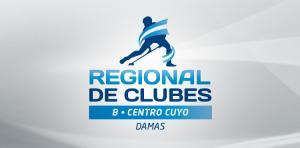CRC B CENTRO-CUYO DAMAS: TÍTULO Y ASCENSO PARA YERUTI