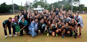 ¡CRC 'C' NEA DAMAS: DUENDES B, CAMPEÓN!