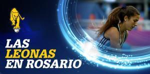 LAS LEONAS TERMINARON INVICTAS EN ROSARIO
