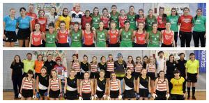 ARGENTINO DE CLUBES PISTA SUB 14 y SUB 16