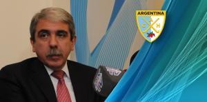 ANÍBAL FERNÁNDEZ RENUNCIÓ A LA PRESIDENCIA DE LA CONFEDERACIÓN ARGENTINA DE HOCKEY