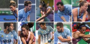 10 ARGENTINOS EN EL EQUIPO DE ELITE DE LA PAHF 2019