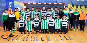 ARGENTINO DE CLUBES CABALLEROS SUB 16 PISTA: ¡BOXING CLUB, CAMPEÓN!