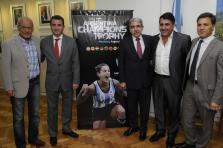 SE PRESENTÓ LA ARGENTINA CHAMPIONS TROPHY