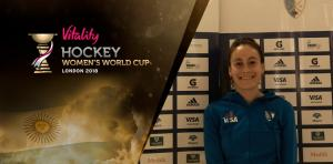 RUMBO A LONDRES 2018: EUGENIA TRINCHINETTI